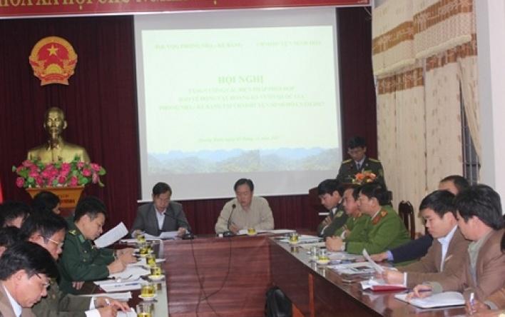 VQG Phong Nha – Kẻ Bàng: Tuyên truyền bảo vệ động vật hoang dã